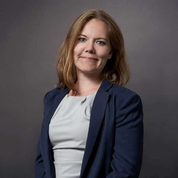 Partner Stine Bendsen