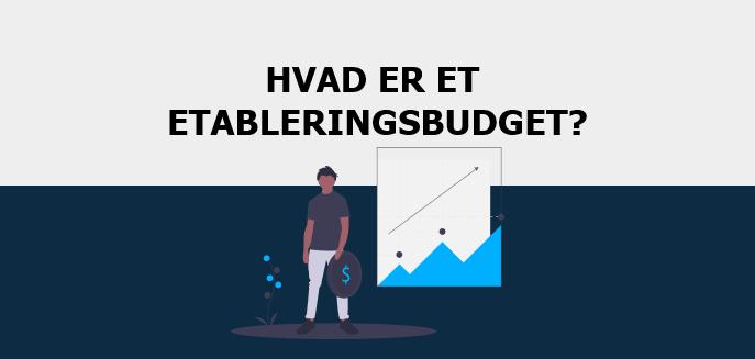 Hvad er et etableringsbudget?