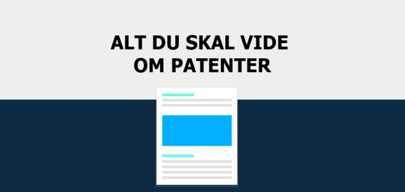 Hvad er et patent?